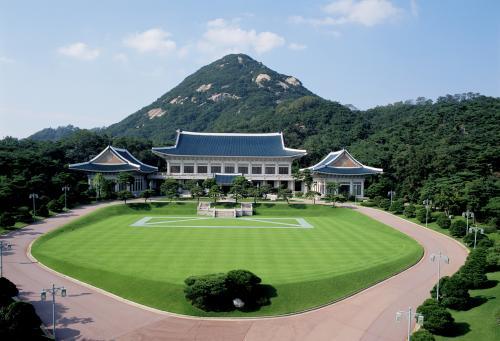 Фен шуй: императорский дворец в Корее