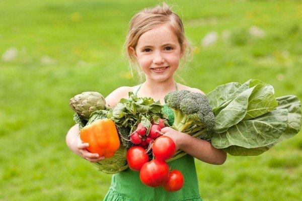 Правильное питание требует изменения рациона в пользу растительных продуктов.