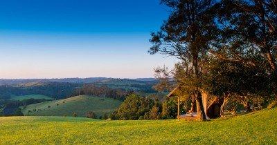 Тонкости велнес туризма в Австралии - созерцание ландшафта.