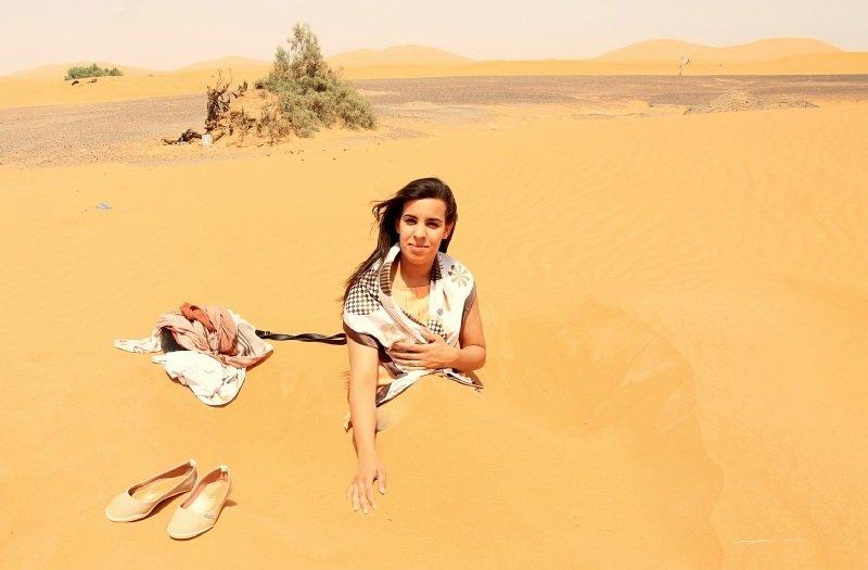Тонкости велнес туризма на Среднем Востоке и в Северной Африке. Песочная ванна