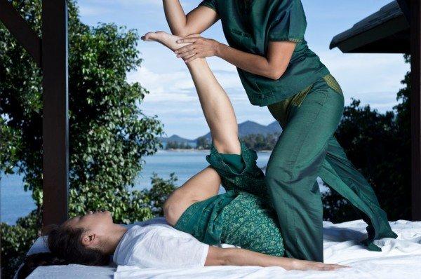 Велнес туризм в Азии. Тайский массаж на острове Самуи