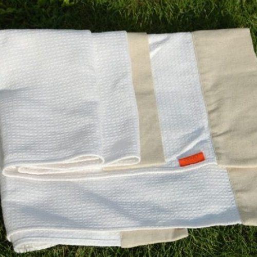 Банное полотенце из натуральной конопли