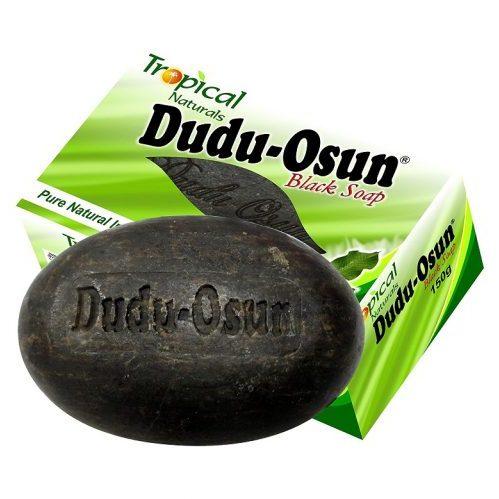 Африканское черное мыло Dudu Osun