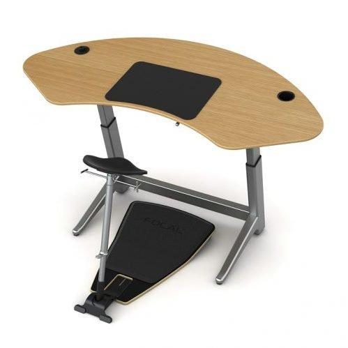Эргономичный стол Focal Sphere Desk с эргономичным стулом Locus Seat