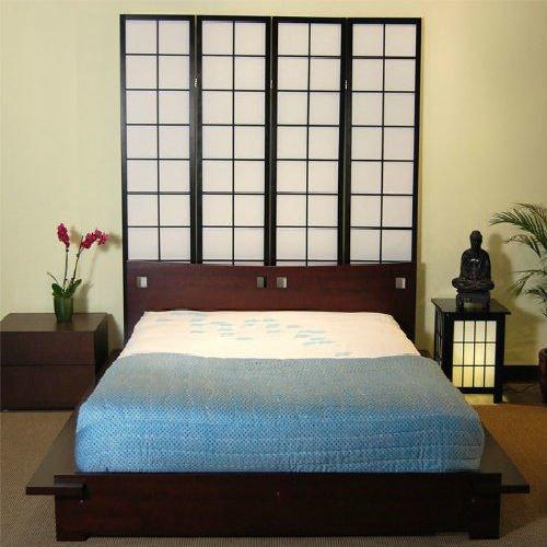 Двуспальная кровать Zen