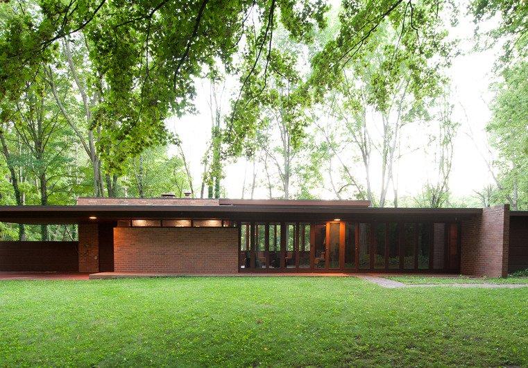 Органическая архитектура Райта: дом Гетч-Уинклер