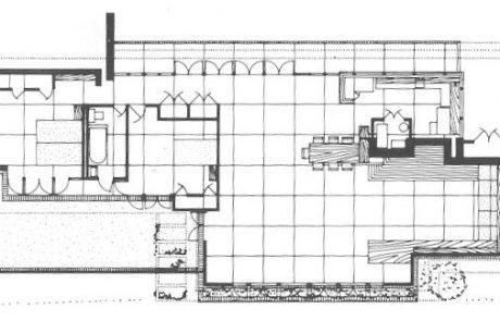 Дом Гетч-Уинклер, план