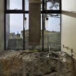 Загородный дом Пьер, раковина в камне
