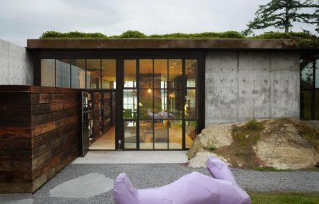 Монолитный частный дом Пьер, кладовки