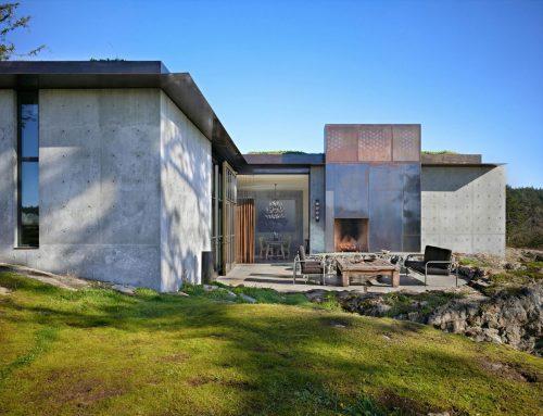 Красивые дома — загородный дом Пьер