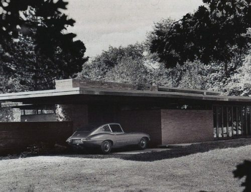 Одноэтажные дома прерий — органический дизайн дома