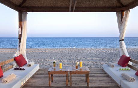 Отдых в Турции, Белек. Песчаный пляж