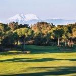 Отдых в Турции, Белек. Игра в гольф