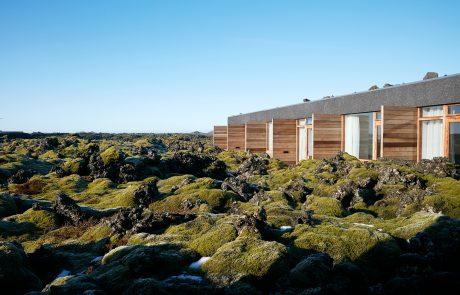 Отдых в Исландии, спа курорт Голубая лагуна, отель Silica