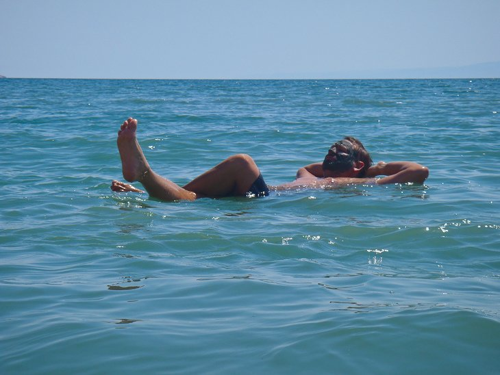 Отдых в Иордании на на Мертвом море