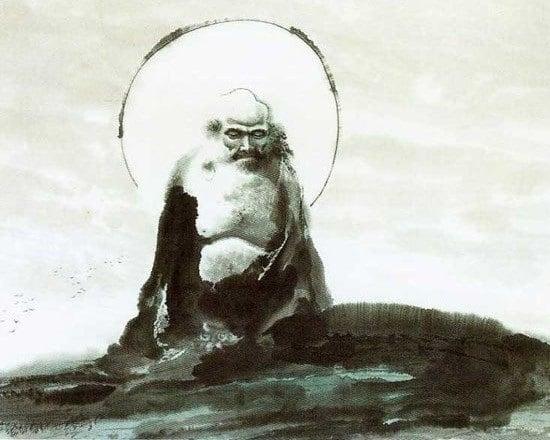 Бодхидхарма, медитация випассана - сознание в естественном состоянии