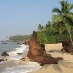 Керала, пляж Каннур