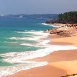 Керала, пляж Ковалам