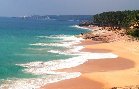 Курорты Индии, Керала, пляж Ковалам