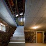 Альпийский подземный дом - вилла Вальс, интерьер амбара