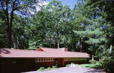 Дом Циммермана, вид с улицы