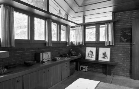 Дом Циммермана, интерьер