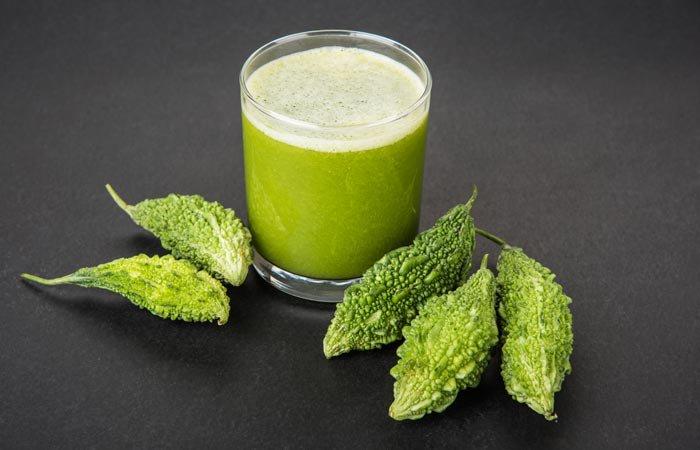 Здоровое питание: суперпродукты и биологически активные вещества. Горькая дыня