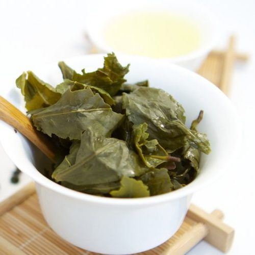 Китайский чай улун Те Гуань Инь (Железная Богиня Милосердия)