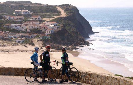 Отдых в Португалии, велосипедный тур по побережью Алгарве