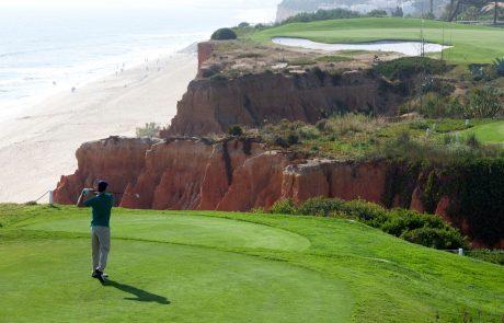 Отдых в Португалии, гольф на побережье Алгарве