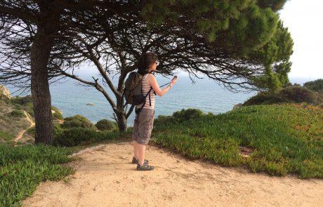 Отдых в Португалии, пешие туры побережьем Алгарве