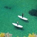 Серфинг на доске с веслом, Алгарве