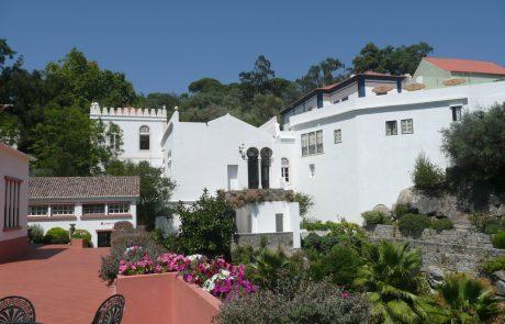 Термальный курорт Калдас де Моншике, Португалия