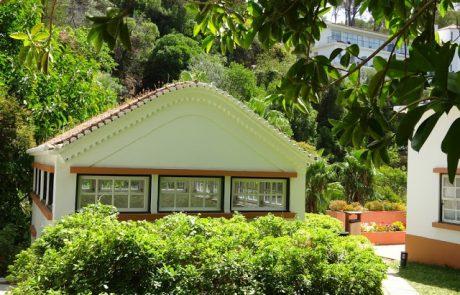 Термальный курорт Калдас де Моншике , спа-центр