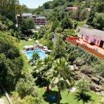 Калдас де Моншике - термальный курорт. Алгарве, Португалия