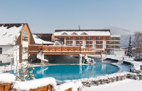 Отдых в Словении, термальный курорт Терме Зрече