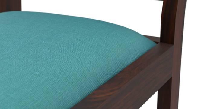 Мягкая скамья Latt из древесины шишама