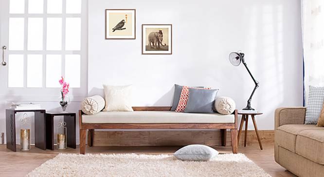 Диван-кушетка Malaga из древесины шишама