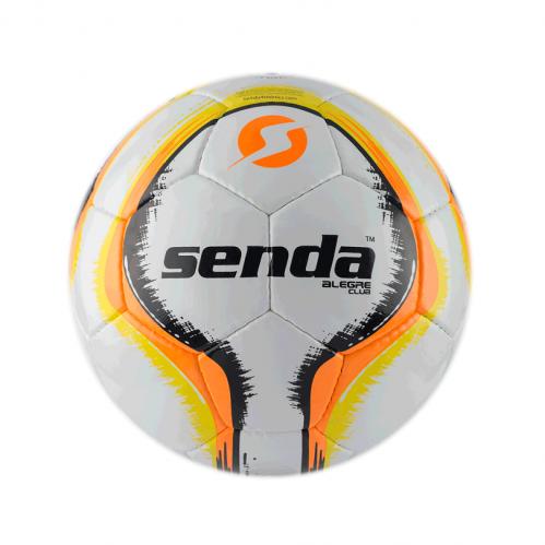 Футбольный мяч Senda Alegre, оранжевый / желтый