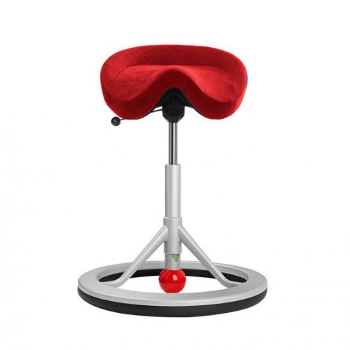 Эргономичный активный офисный стул седло Back App 2.0