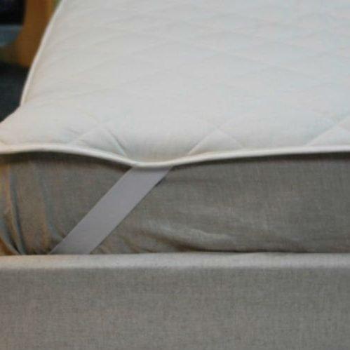 Наматрасник Air с наполнителем из конопляного волокна