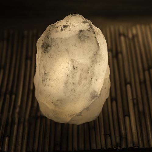 Соляная лампа SO Well Crystal Peak, White, Medium
