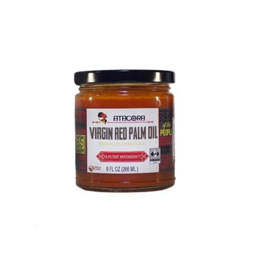 Нерафинированное красное пальмовое масло Atacora