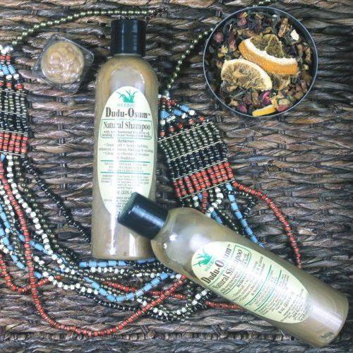 Натуральный шампунь Dudu Osum