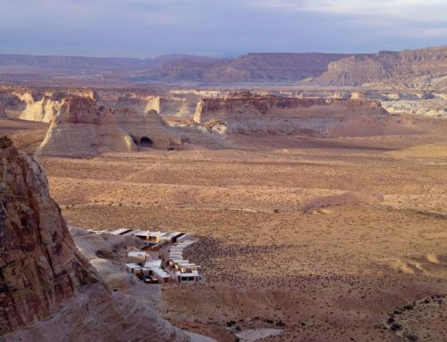 Где-то на Диком Западе: отдых и приключения в пустыне Юты