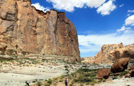 Курорт Amangiri, пешая прогулка по каньону