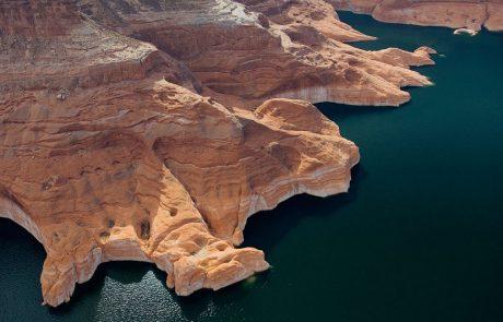 Курорт Amangiri, озеро Пауэлл