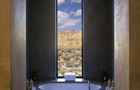 Курорт Amangiri, ванная комната