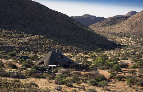 Tswalu Kalahari, приватная лоджа Tarkuni
