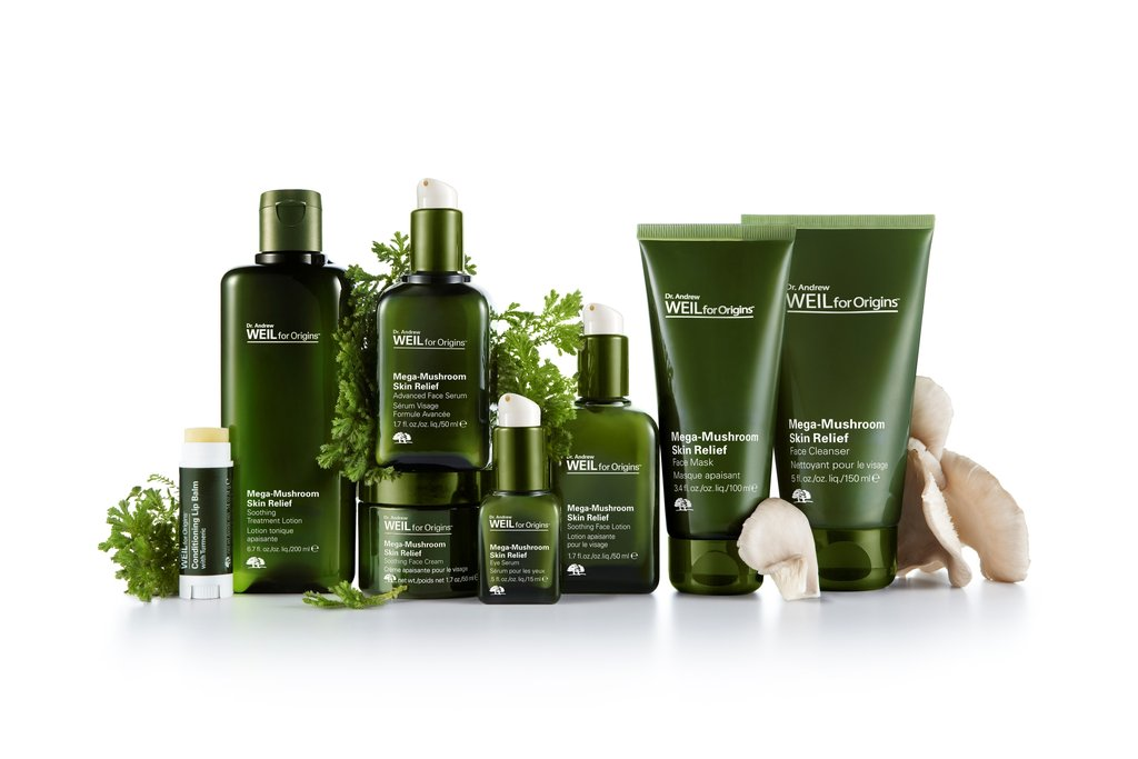 Dr Andrew Weil Mega Mushroom Skin -Relief Collection